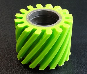Polyurethane Contact Wheel