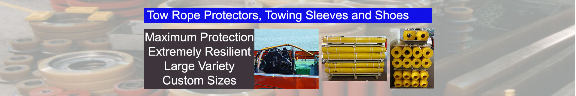 Tow Rope Protectors