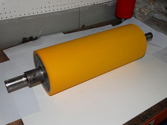 Polyurethane Roller Refurbish