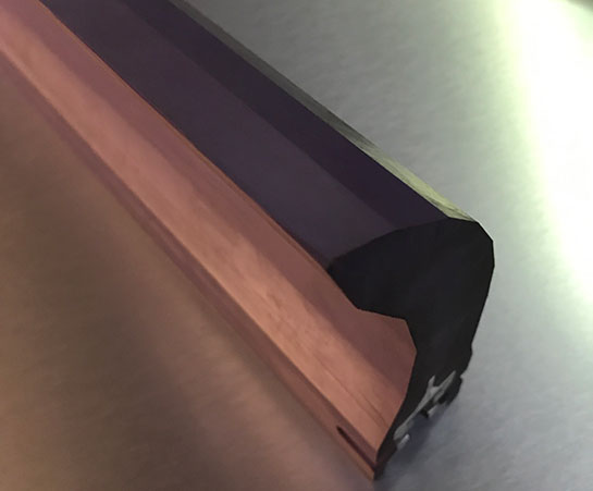 Polyurethane Scraper Blades