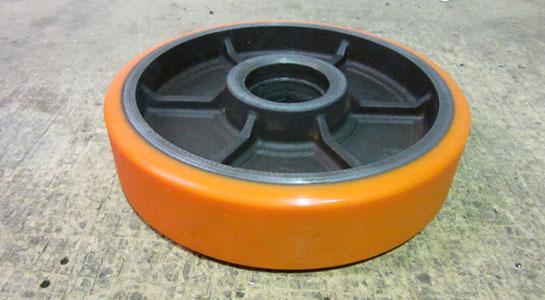 Polyurethane Wheel Repair